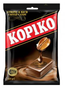 KOPIKO Kaffee Bonbon 120 g Indonesien Coffee Candy