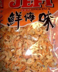 Getrocknete Shrimps (M) 100 g  Pazifischer Ozean  JEFI