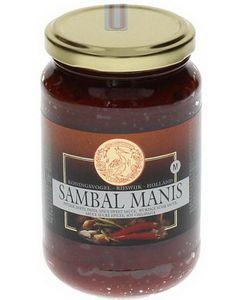 SAMBAL  MANIS  375 g  KONINGSVOGEL