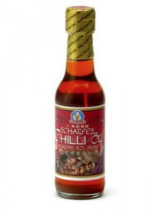 Chiliöl  250 ml  Chilli Öl HEALTHY BOY Thailand