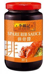 Spare Rib Sauce 397 g  Rippchen Marinade LEE KUM KEE