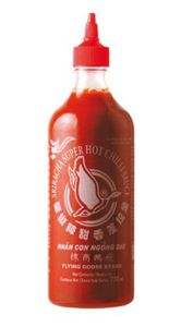 SRIRACHA Chilisauce Extra Scharf  730 ml  Flying Goose ROT