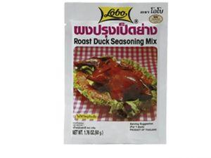Lobo Würzmix für geröstete Ente 50 g Roast Duck Seasoning Mix