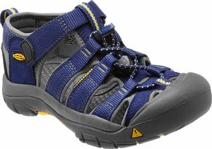 Keen Kinder-Sandale  NEWPORT H2 Kids Outdoor-Sandale Blue Depths dunkelblau – Bild 1
