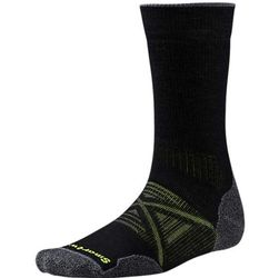 Smartwool Herren Wander-Socken schwarz Men's PhD Outdoor Medium Crew