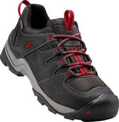 Keen Wander-Schuhe Gypsum II Men Herren Hiking-Schuhe schwarz – Bild 1
