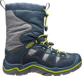 Keen Winterport II WP Kinder-Stiefel  Kids Boots Stiefel Winterstiefel blau – Bild 2