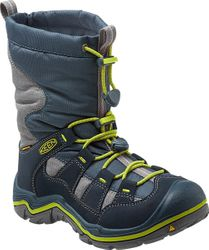 Keen Winterport II WP Kinder-Stiefel  Kids Boots Stiefel Winterstiefel blau – Bild 1