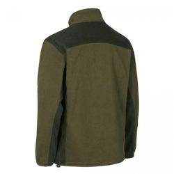 Deerhunter Fleece Jacke Lofoten Fleece Jacket in Deep Green – Bild 2
