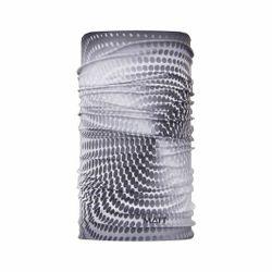 Matt Hals und Kopftuch Schaltuch oder Schlauch Modell Centrifug in grau