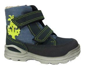 Ricosta Pepino Bixi Kinder Jungen Winterstiefel Schuhe grau