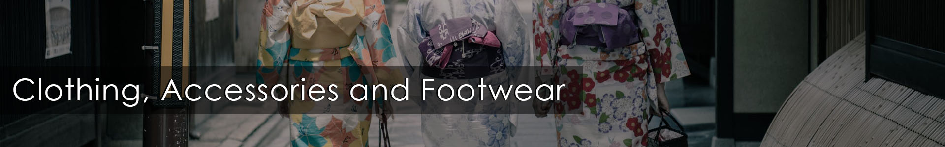 Goods Japan clothing accessories and footwear
