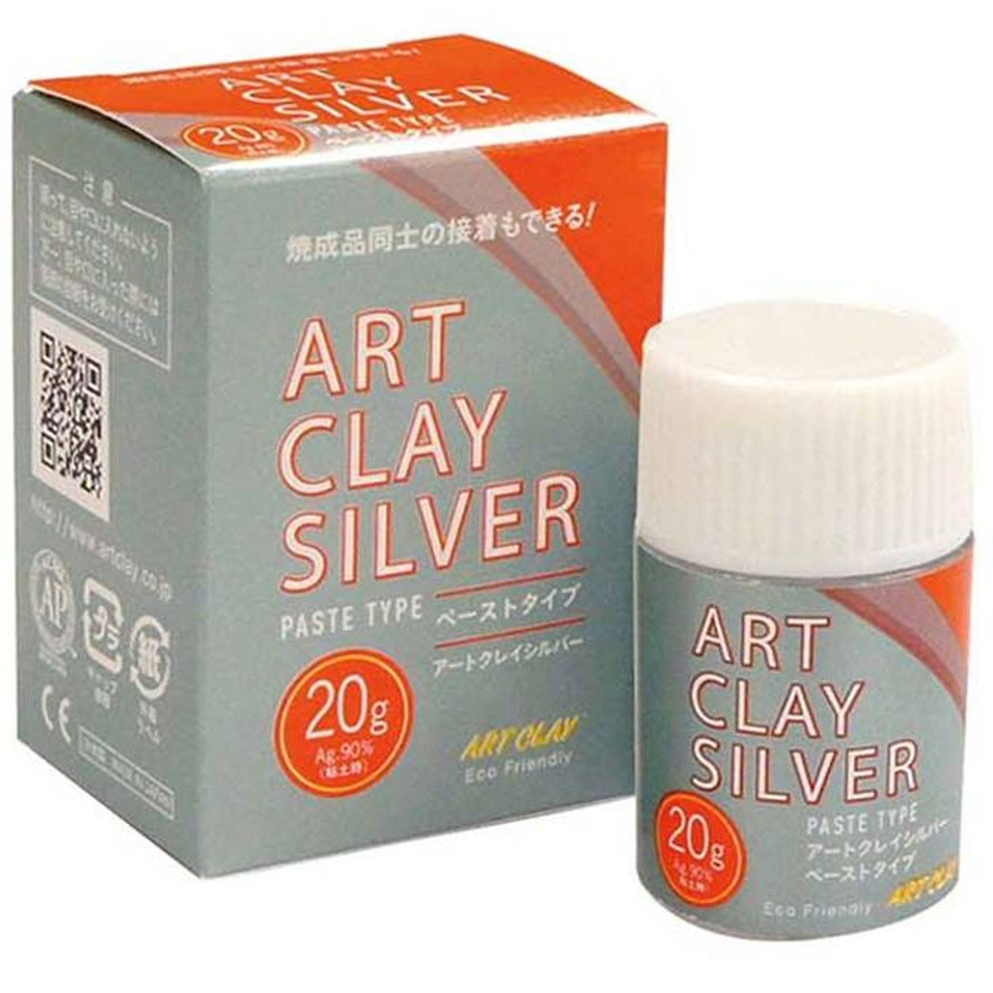 Art Clay Gold Paste 22k Gold Slip Glaze for Porcelain Glass Precious Metal Clay