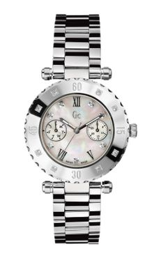 Guess Collection X42106L1S Precious Diver Chic Diamond Ladies Watch