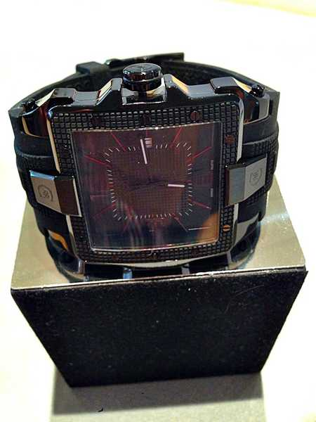 Cerruti 1881 Black Phantom 001