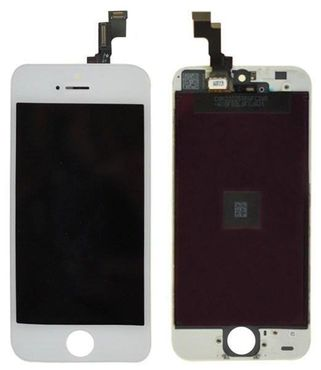iPhone 5S Display LCD Digitizer Rahmen