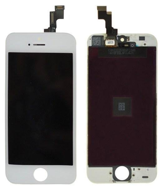 iPhone 5S Display LCD Digitizer Rahmen  001