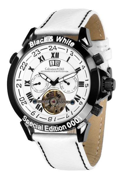 Calvaneo 1583 Astonia Black & White Race Edition Limited