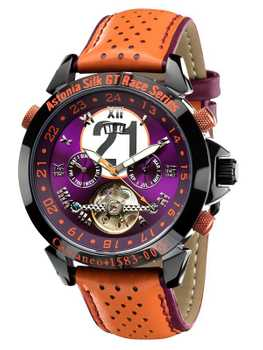 Calvaneo 1583 Astonia Silk Race Limited Racewatch Automatik