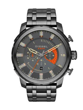Diesel DZ4348 Stronghold Steelband Chrono