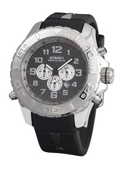 Kyboe Chrono Silver Darkness 55mm 48mm