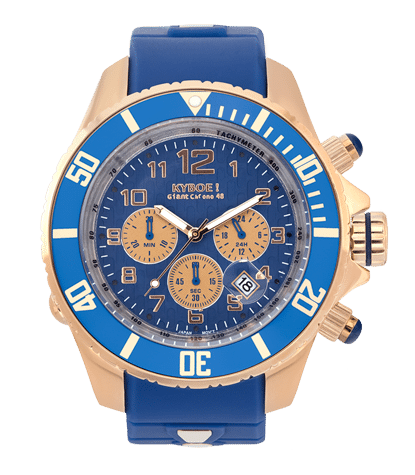 Kyboe Chrono Rose Blue 55mm 48mm