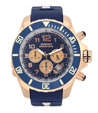 Kyboe Chrono Rose Navy 55mm 48mm