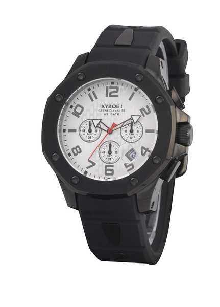 Kyboe Chrono Port Black 55mm 48mm