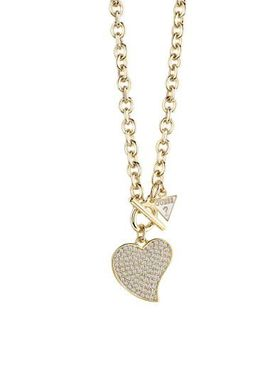 Guess Love Necklace UBN71543 Halskette