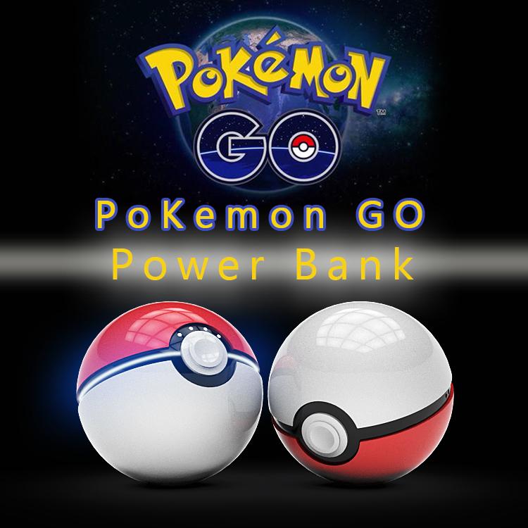 powerbank mah pokemon go pokeball dual usb power bank ladeger t innovationen lifestyle. Black Bedroom Furniture Sets. Home Design Ideas