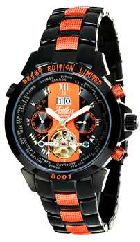Zeitlos Excellent Beast Limited Edition Orange Reference ZL-EB-10