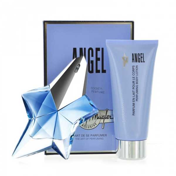 Thierry Mugler Angel Set 50 ml EDP + 100 ml Body Lotion 001