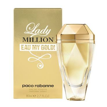 Paco Rabbane Lady Milllion Eau my Gold vapo 80ml
