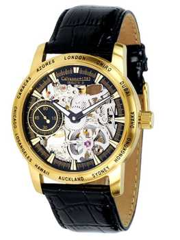 Calvaneo 1583 Squelette II Gold manual winding (mechanical)