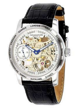 Calvaneo 1583 Squelette II Platinum Manual winding (mechanical)
