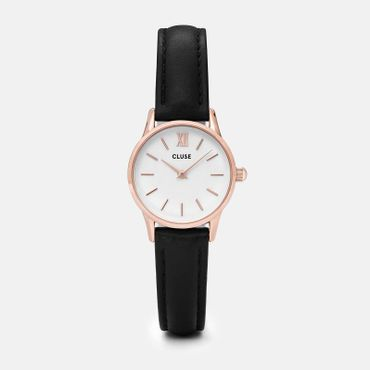 Cluse La Vedette Rose Gold White/Black CL50008