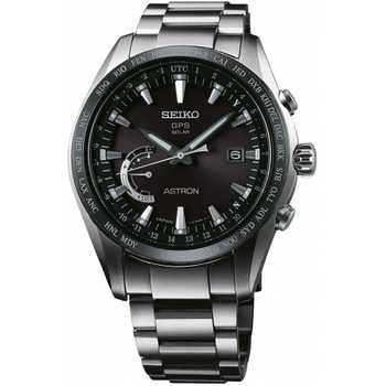 Seiko SSE085J1 Herrenuhr Astron GPS Solar World Time
