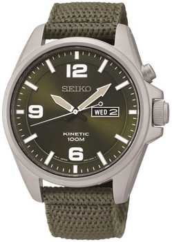 Seiko SMY141P1 Herrenuhr Kinetic
