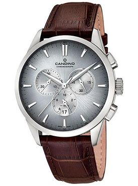 Candino C4517/5 Herrenuhr Chronograph Sport Athletic Chic