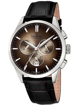 Candino C4517/6 Herrenuhr Chronograph Sport Athletic Chic