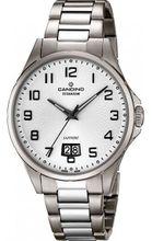 Candino C4607/1 Herrenuhr Klassic Titanium