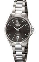 Candino C4608/3 Damenuhr Klassik Titanium