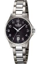 Candino C4608/4 Damenuhr Klassik Titanium