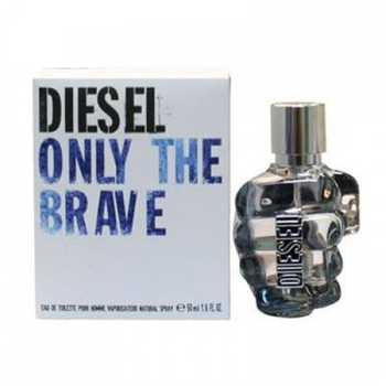 Diesel only the Brave Eau De Toilette Spray Men 50 ml