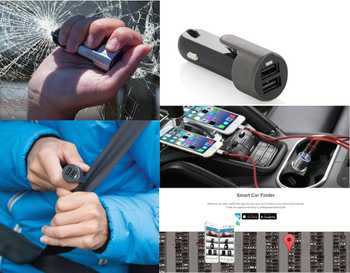 Lebensretter Super USB Charger Car finder