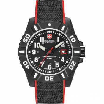 Swiss Military Hanowa Black Carbon 06-4309.17.007.04