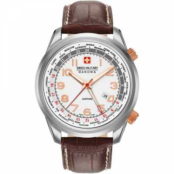 Swiss Military Hanowa Worldtimer 06-4293.04.001