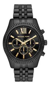 Michael Kors Lexington MK8603 Herrenuhr Chronograph