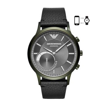Emporio Armani ART3021 Connected Renato Hybrid Smartwatch