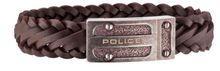 Police Centaur Armband PJ26057BLEBR.03-S